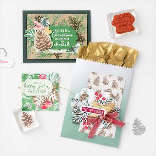 Stampin' Up! Painted Christmas Bundle ~ July-Dec 2021 Mini Catalog #stampinup
