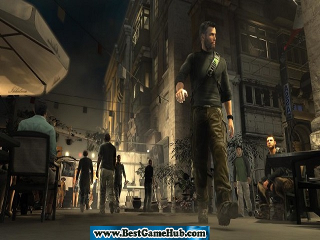Tom Clancy's Splinter Cell Conviction Steam Games Free Download