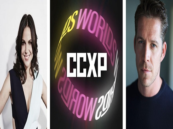 Ccxp Worlds Lana Parrilla E Sean Maguire De Once Upon A Time Retornam Ao Festival Lana maria parrilla (born july 15, 1977) is an american actress. ccxp worlds lana parrilla e sean