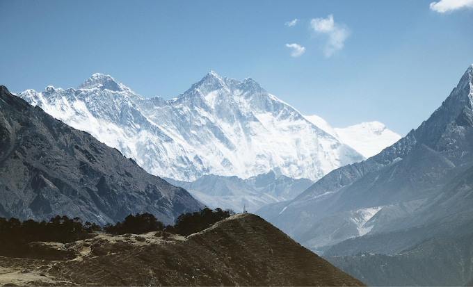 Amazing Facts About Mt. Everest That You Probably Don't Know