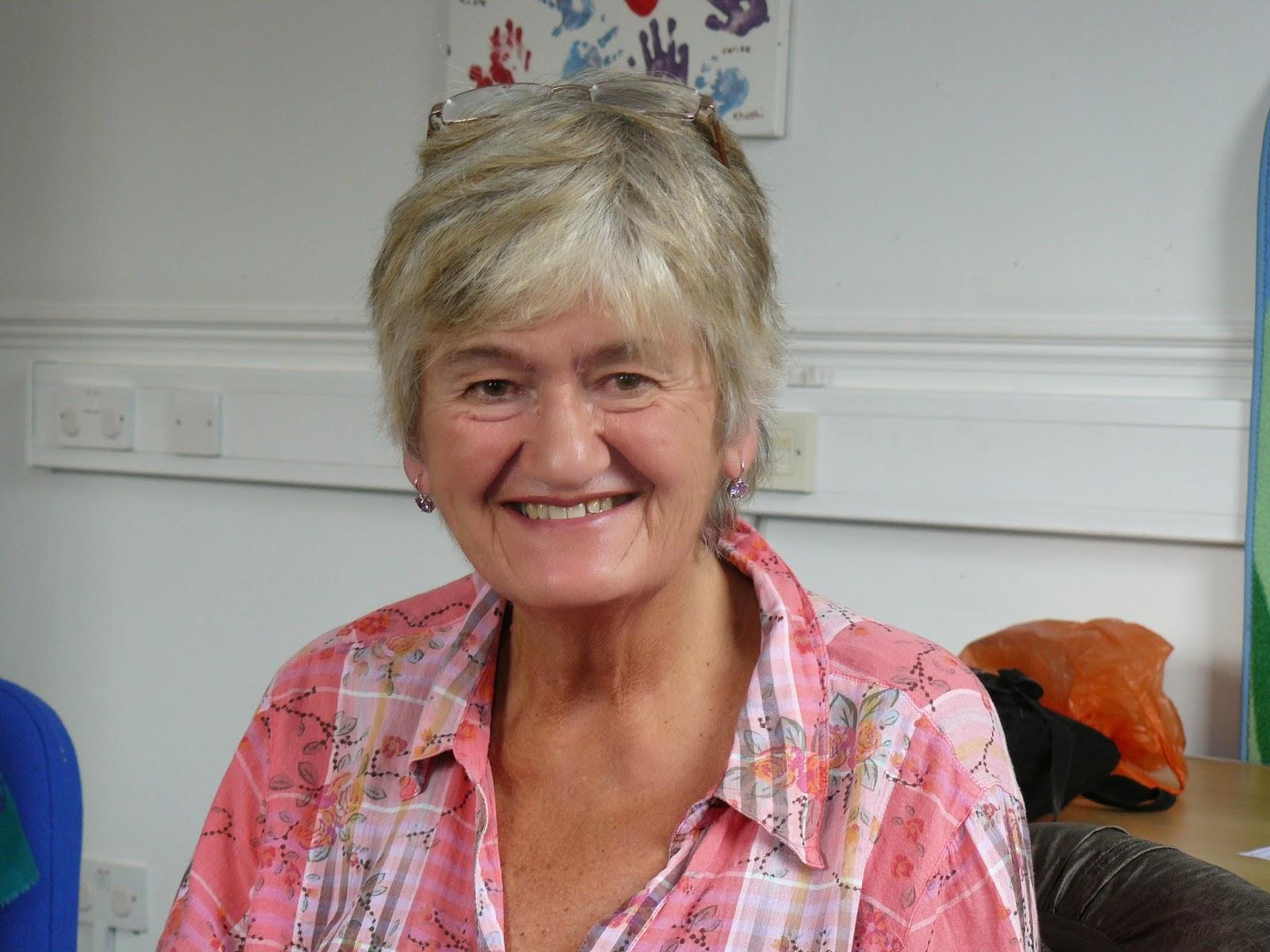 Lindsay Bamfield: Finchley Literary Festival 2014: My ...