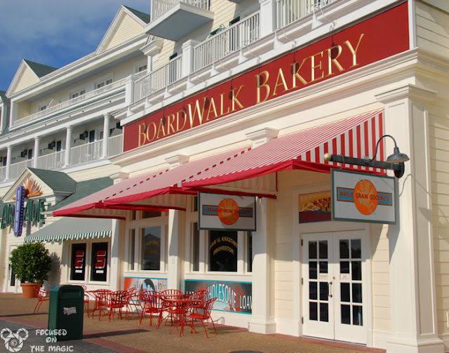 The BoardWalk Bakery