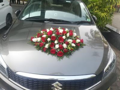 Wedding Car Decoration Images Kerala