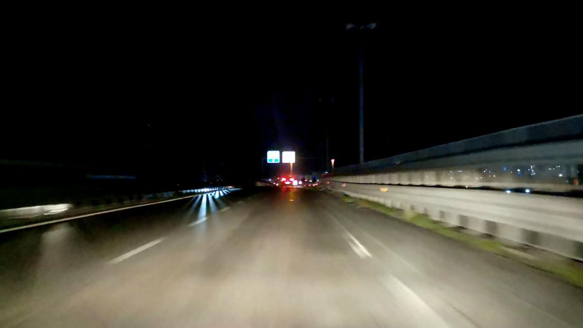 Allarme mancanza illuminazione via Priolo Sopraelevata a Catania