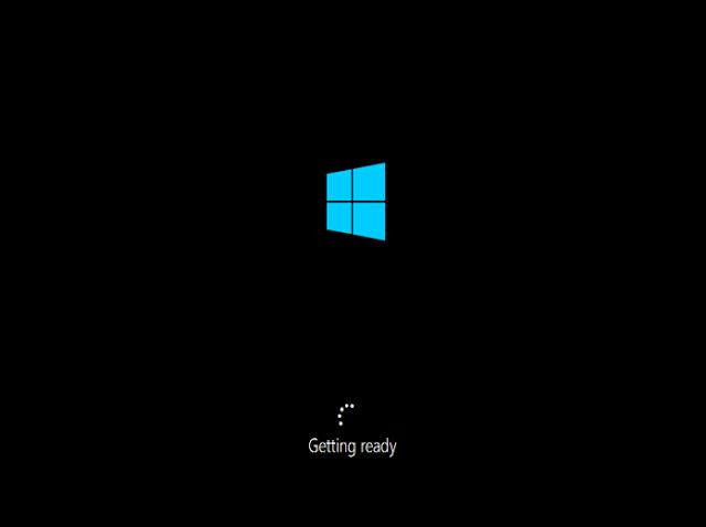 Restart Install Windows