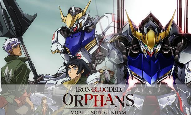 Mobile suit Gundam : Iron Blooded Orphans