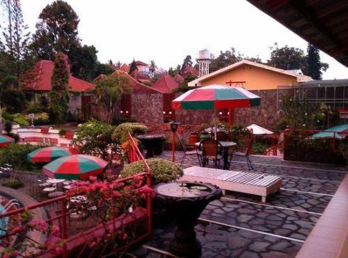 Hotel dekat objek wisata umbul sidomukti uangaran