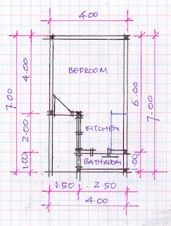 layout of home design 14b