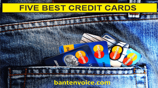 5 Best Credit Cards for Beginners 2021