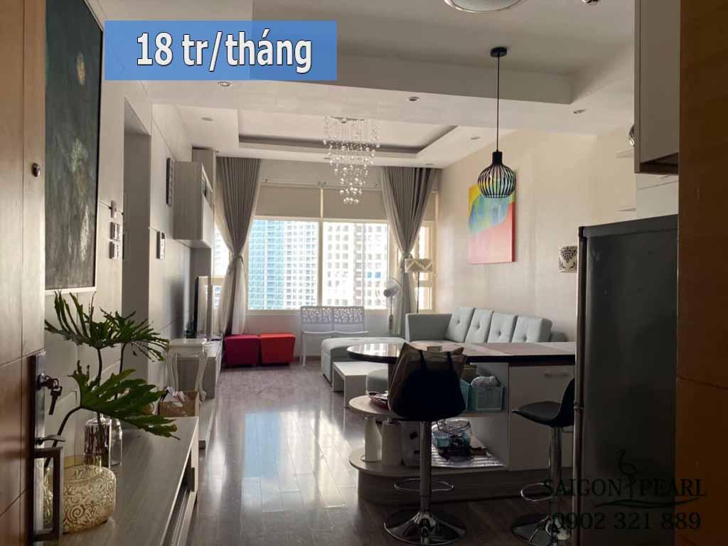Cho thuê căn hộ TOPAZ 2 Saigon Pearl - hình 1