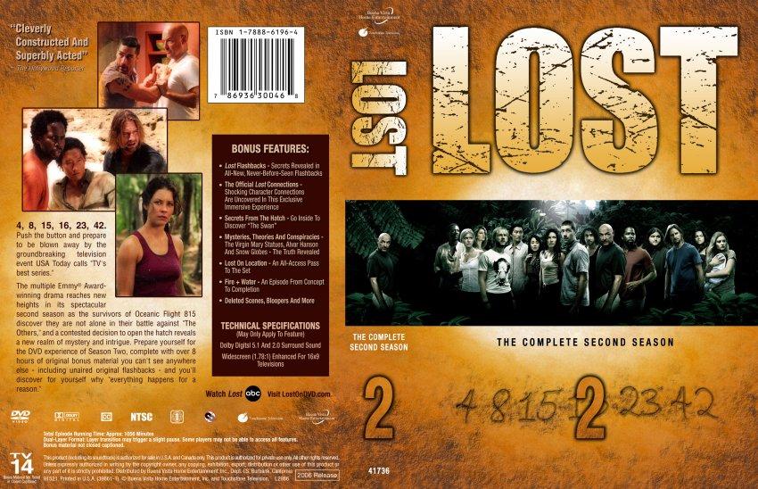 Lost Season 2 [Direct Show ,Download] - Lost