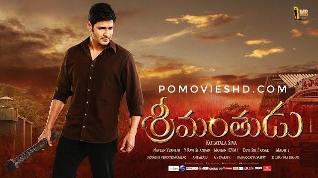 Srimanthudu (2015) Dual Audio [Hindi+Telugu] 720p & 480p GDrive Download