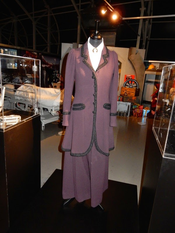 Michelle Gomez Missy costume Doctor Who