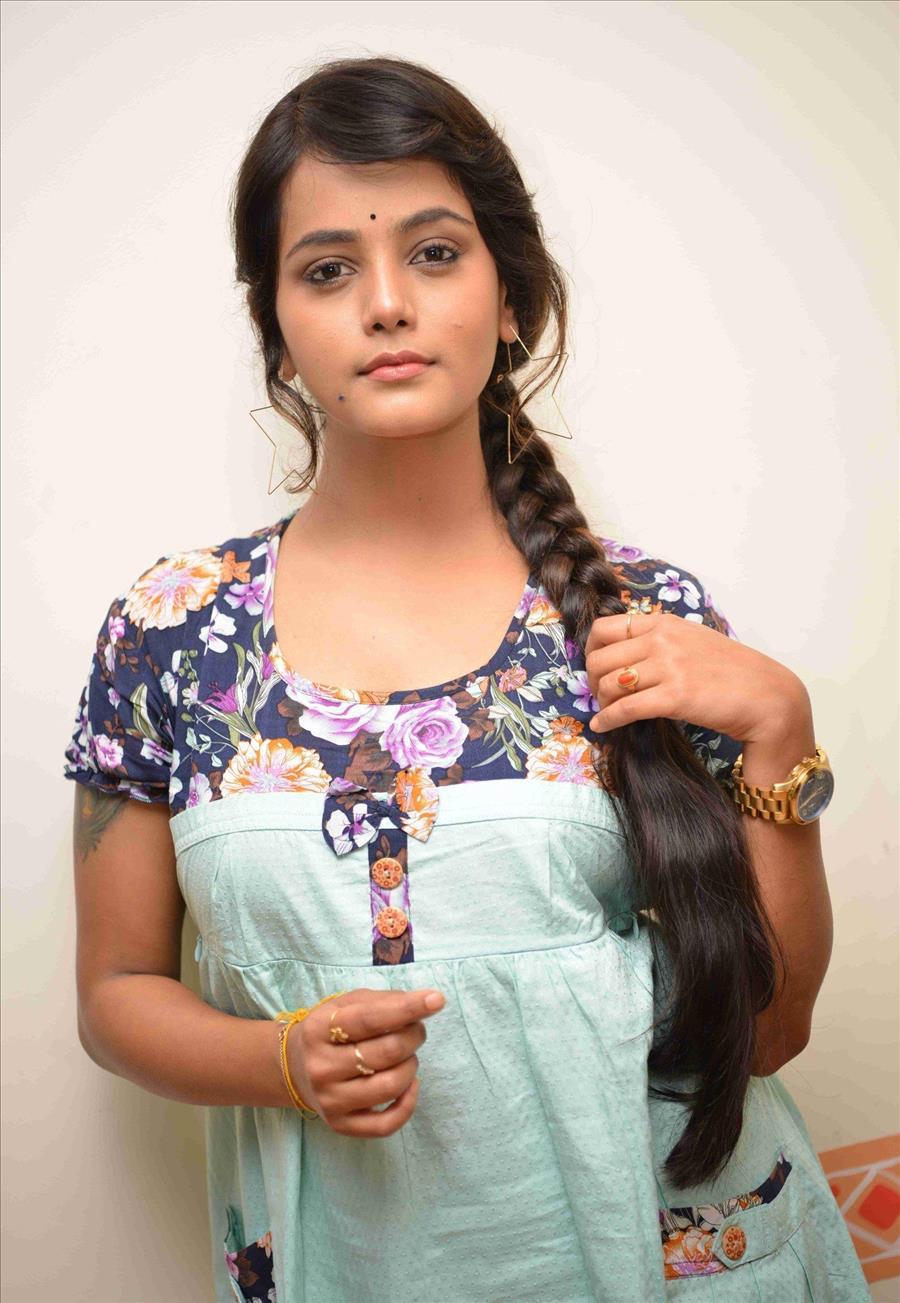 Beautiful Indian Girl Mayuri In Hot Blue Dress