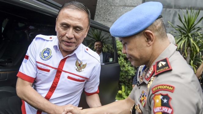 PSSI Tetapkan Status Force Majeure, Shopee Liga 1 2020 Berpotensi Selesai