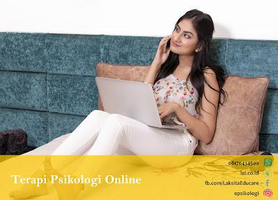 terapi psikologi online