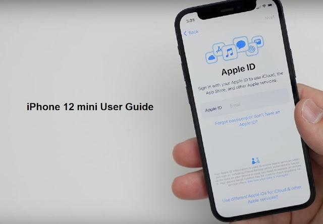 iPhone 12 mini User Guide