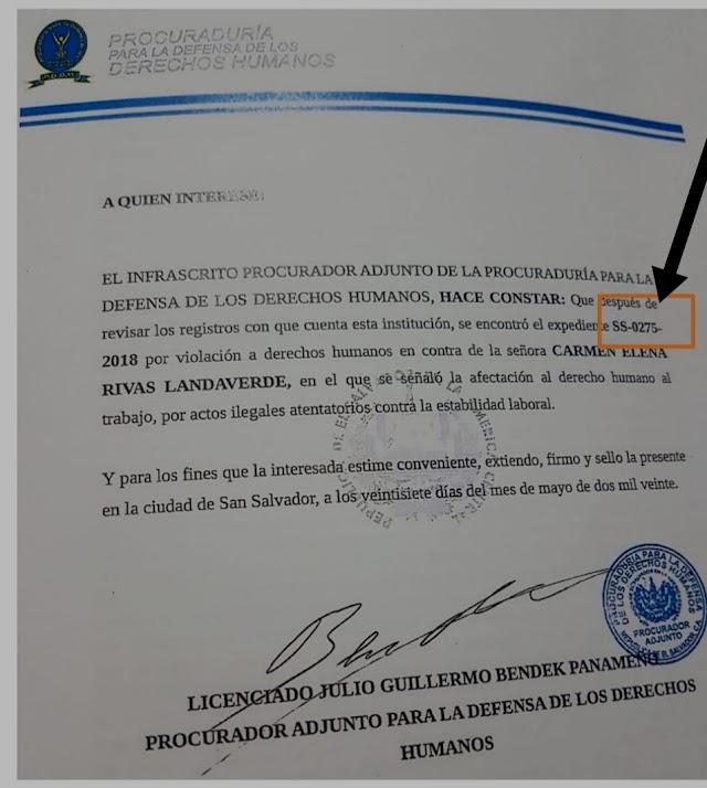 ¿Qué pasa con Periodista de mí querido Diario El Mundo?