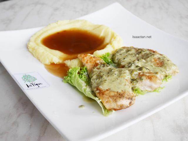 Chicken Piccata (RM13.90)