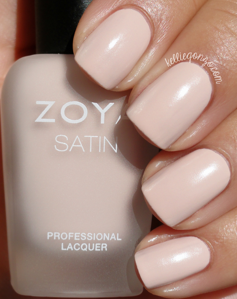 Zoya Ana Naturel Satins
