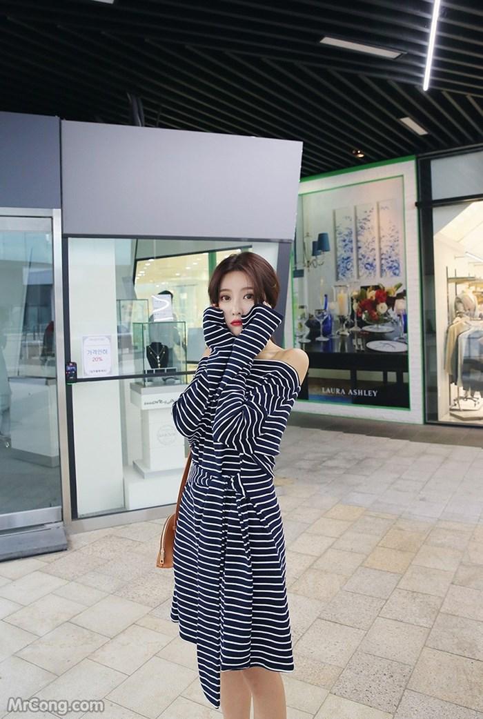 Người đẹp Ji Na trong bộ ảnh thời trang tháng 9/2016 (236 ảnh)