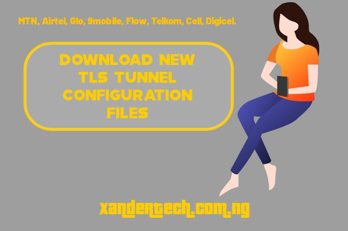 Download New TLS Tunnel Configuration Files 2021