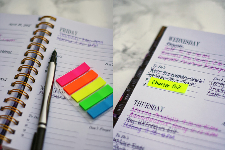 Jordan Hebl How to Use Your Planner