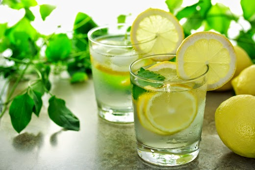 Lemon Water (See Citric Acid Work)