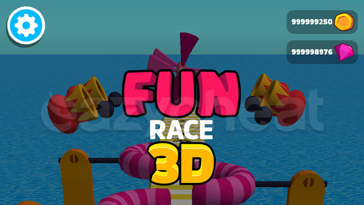 Fun Race 3D 1.3.5 Unlimited Coins