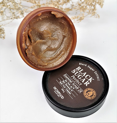 Skin Food - Black Sugar Essential Scrub x2