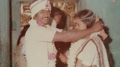 Jaggesh wedding  Parimala