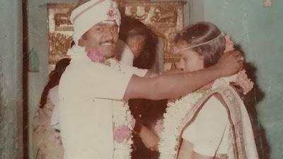 Jaggesh wedding Parimala