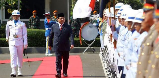 Prabowo Akan Cari Kebocoran Anggaran Alutsista