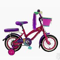 12 rmb venice city bike sepeda anak