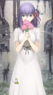 Sakura Matou Fate Stay Night Heaven's Feel Pressage Flower Reseña