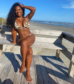 Kenya Moore latest photos and news