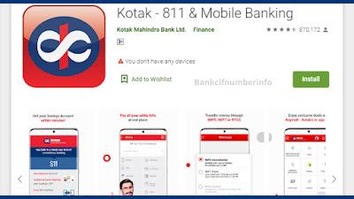 Kotak Mahindra bank statement – Kotak 811 app