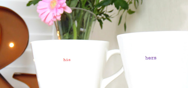 Gift Ideas: Keith Brymer Jones Mugs