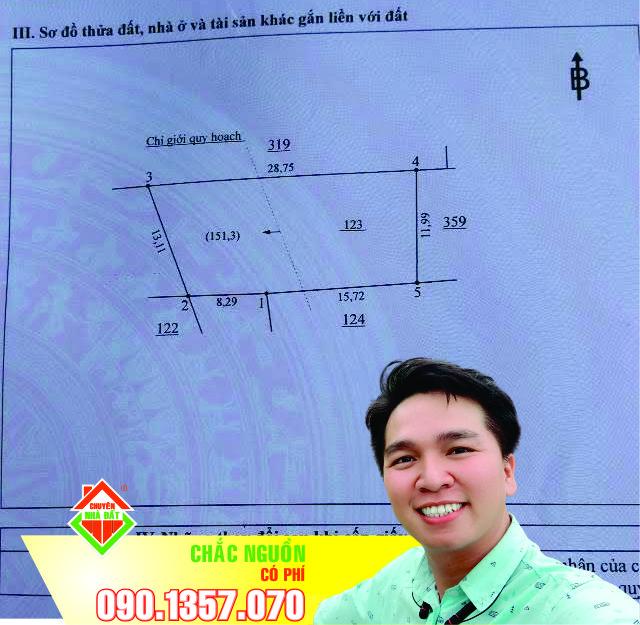 12m mặt tiền QL51B dài 34m, ngay khu trung tâm Long Thành cách Cao tốc 2km