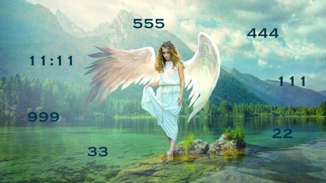 Cách các thiên thần hộ mệnh giao tiếp bằng các con số