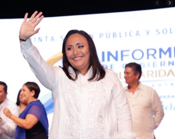 Cristina Torres - Investigada por desvío de recursos