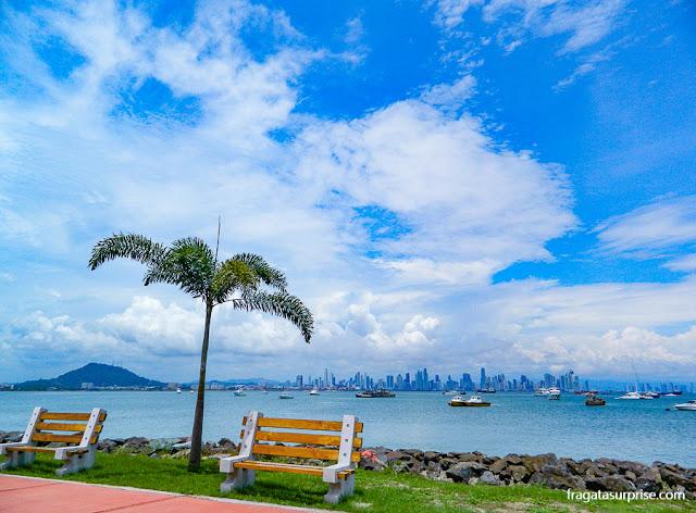 Calzada de Amador, Cidade do Panamá