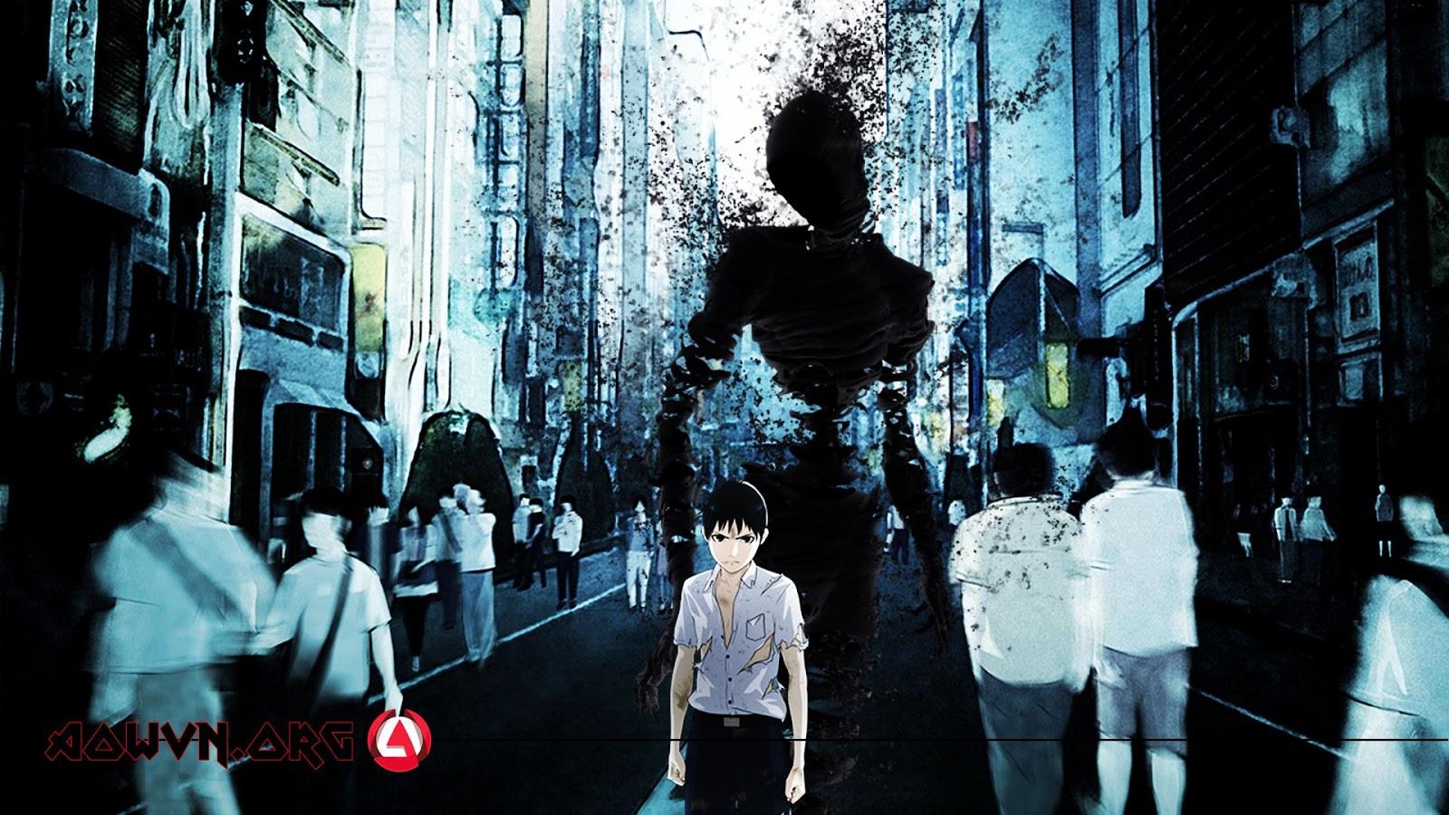 VGeQdXo - [ Anime 3gp Mp4 ] Á Nhân (AJIN) SS1 + SS2 + Movie + OVA BD | Vietsub - Siêu phẩm!!