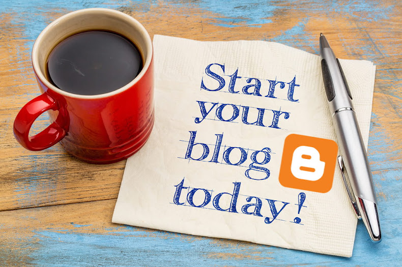 START YOUR BLOG TODAY
