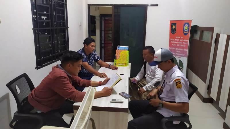 Tim Saber Pungli Tanjungpinang Amankan Dua Orang Pelaku Pungli