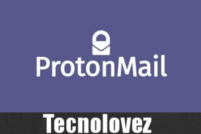 ProtonMail - Servizio online che consente di inviare email in modo del tutto sicuro e anonimo