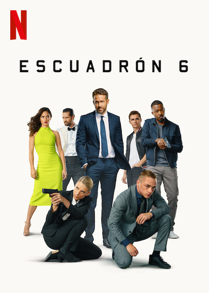 Escuadrón 6 (2019) NF WEB-DL 1080p Latino