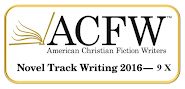 2016 ACFW Novel Track Writing Badge 9 times