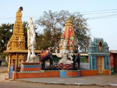 samarlakota shiva temple