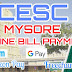 CESC Mysore Online Bill Payment-Simple Steps & Full Guide